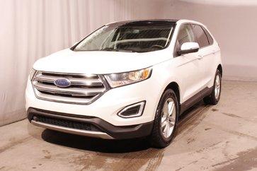Ford Edge SEL CUIR TOIT PANO NAV CAMÉRA MAGS A/C 2016