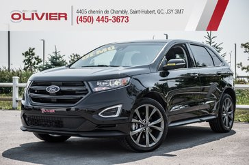Ford Edge Sport haut niveau full! 2017