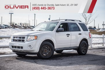 2009 Ford Escape XLT 4X4 GR. ÉLECT. A/C