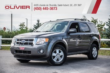 Ford Escape XLT MAGS GR. ÉLECT. BLUETOOTH A/C 2011