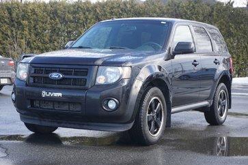 Ford Escape XLT-AWD-GR.ÉLECTRIQUE-A/C-BAS KILO 2012