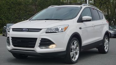 Ford Escape Titanium-AWD-ECOBOOST-NAVIGATION-CAMÉRA-TOIT PANO 2013