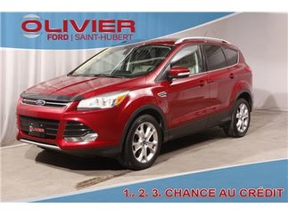 2014 Ford Escape Titanium AWD BLUETHOOT CAMÉRA CUIR MAGS CHROME