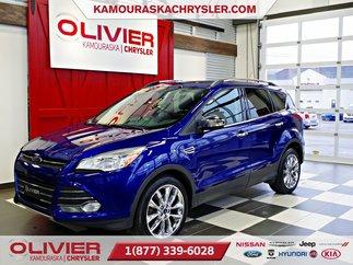 Ford Escape SE, BLUETOOTH, TOIT OUVRANT, CAMÉRA DE RECUL 2014