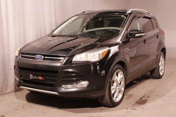 Ford Escape Titanium 4X4 CUIR TOIT PANO NAV CAMÉRA MAGS A/C 2015