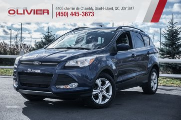 Ford Escape SE AWD+BLUETOOTH+CAMERA+NAV+S. CHAUFFANTS 2015