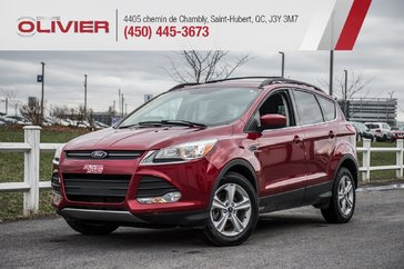 Ford Escape SE MAGS CAMÉRA GR. ÉLECT. BLUETOOTH A/C 2015