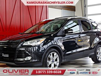 Ford Escape Titanium AWD, DÉMARREUR A DISTANCE, BLUETOOTH 2015