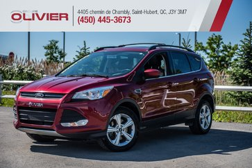 Ford Escape SE 4WD MAGS TOIT NAV CAMÉRA BLUETOOTH A/C 2015