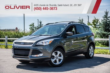 Ford Escape SE 4WD MAGS CAMÉRA BLUETOOTH A/C 2015