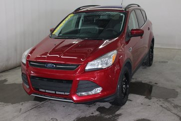 Ford Escape SE AWD+CAMERA+A/C+BLUETOOTH+BANCS CHAUFFANTS 2016