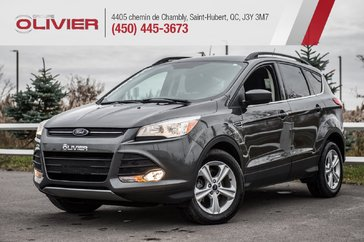 2016 Ford Escape SE MAGS+CAMERA+S. CHAUFFANTS+BLUETOOTH+ECOBOOST