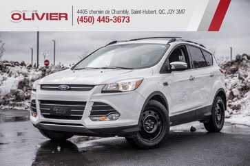 2016 Ford Escape SE CUIR NAV CAMÉRA BLUETOOTH A/C
