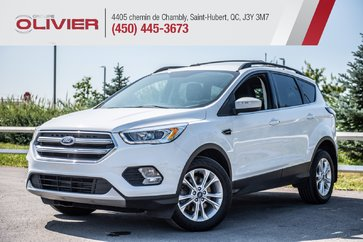 Ford Escape SE 4WD MAGS CAMÉRA NAV HITCH BLUETOOTH A/C 2017