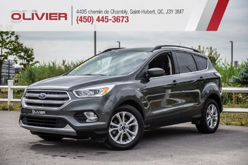 Ford Escape SE CAMÉRA MAGS GR. ÉLECT. BLUETOOTH A/C 2017