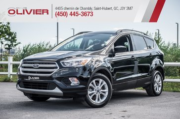 Ford Escape SE 4WD MAGS CAMÉRA HITCH GR. ÉLECT. A/C 2018
