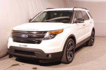 2014 Ford Explorer Sport 4X4 CUIR TOIT NAV MAGS A/C