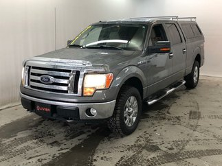 2009 Ford F-150 XTR V8 SUPERCREW AWD 4X4 MAGS