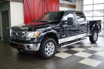 Ford F-150 XTR SUPERCREW, ECOBOOST, BLUETOOTH, CD 2013