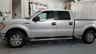 Ford F-150 XTR SUPERCREW LWB 2014