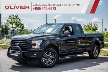 Ford F-150 XLT 4X4 MAGS CAMÉRA HITCH BLUETOOTH A/C 2017