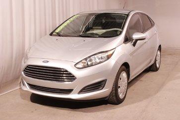 Ford Fiesta SE 1.6L BAS KM A/C 2014