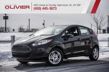 Ford Fiesta SE FWD BANC ET MIRROIRS CHAUFF. A/C 2017