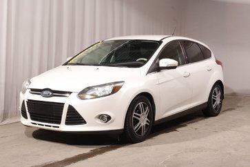 2012 Ford Focus Titanium AUTO BLUETHOOT CUIR CAM+NAV