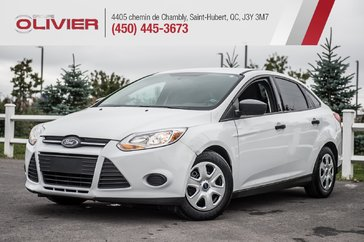 2014 Ford Focus S AUTO+A/C+BLUETOOTH