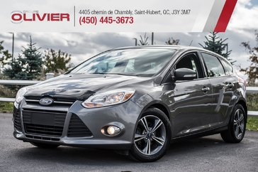 2014 Ford Focus SE AUTO+MAGS+TOIT+BLUETOOTH+BANCS CHAUFFANTS+A/C