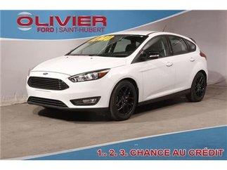 2016 Ford Focus SE SPÉCIAL DÉMONSTRATEUR