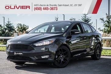 2016 Ford Focus SE+MAGS+BLUETHOOT+CAM. RECUL+VOLANT CHAUFFANT