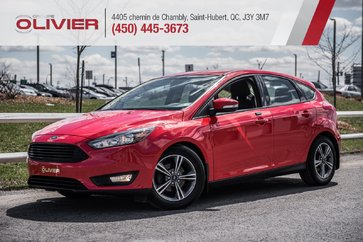 Ford Focus SE MAGS TOIT SENSOR DE RECUL BLUETOOTH A/C 2016