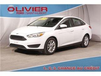 2017 Ford Focus SE SPÉCIAL DÉMONSTRATEUR