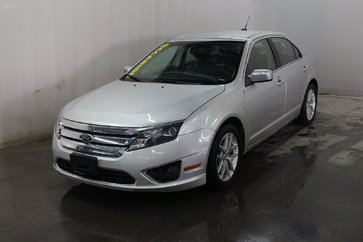 Ford Fusion SEL; 1-2-3 chances disponible 2011