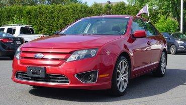 Ford Fusion SE-UN SEUL PROPRIO-JAMAIS ACCIDENTÉ-BLUETOOTH 2012