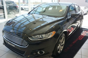 Ford Fusion SE-NAVIGATION-CAMÉRA-BLUETOOTH-COMME NEUF 2013