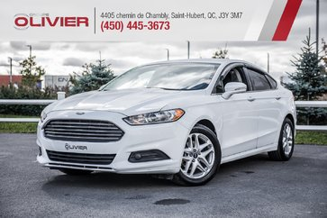 Ford Fusion SE MAGS+GR ÉLECT+BLUETOOTH+A/C 2014