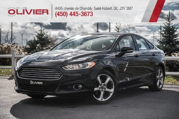 2014 Ford Fusion SE MAGS+BLUETOOTH+CAMERA+NAV