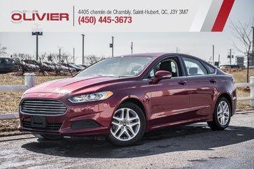 Ford Fusion SE MAGS CAMÉRA GR. ÉLECT. BLUETOOTH A/C 2015