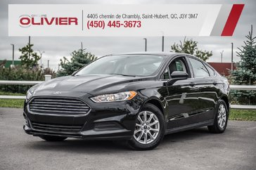 Ford Fusion S MAGS+BLUETOOTH+CAMERA 2016