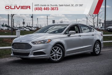 Ford Fusion SE MAGS GR. ÉLECT. BLUETOOTH A/C 2016