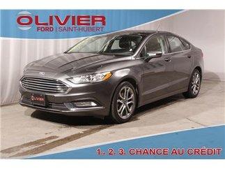 2017 Ford Fusion SE  AUTO BLUETHOOT TOIT MAGS A/C