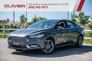 Ford Fusion SE MAGS CUIR/TISSUS GR. ÉLECT. A/C 2017