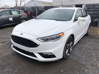 Ford Fusion V6 Sport 2018