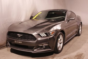 2015 Ford Mustang COUPE CUIR CAMÉRA RECUL BAS KM A/C