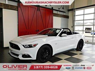 Ford Mustang GT Premium, 5.0l, manuelle, bas millage 2017