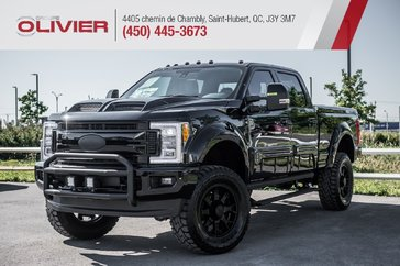 2018 Ford Super Duty F-250 SRW Lariat LARIAT BLACK OPS BY TUSCANY