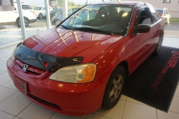 Honda Civic Cpe LX-POUR PETIT BUDGET-A/C-GR.ELECT 2003