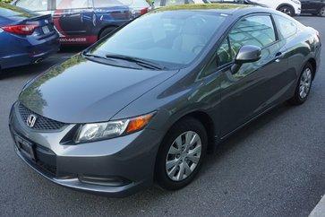 2012 Honda Civic Cpe LX-BAS KILO-UN SEUL PROPRIO-COMME NEUF